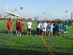 Giải bóng đá đoàn Luật sư TP Hà Nội 2012